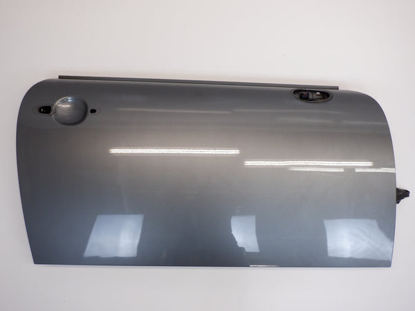 Mini Cooper Right Front Door Shell Dark Silver 41002755936 07-15 R55 R56 R57 R58 R59 202