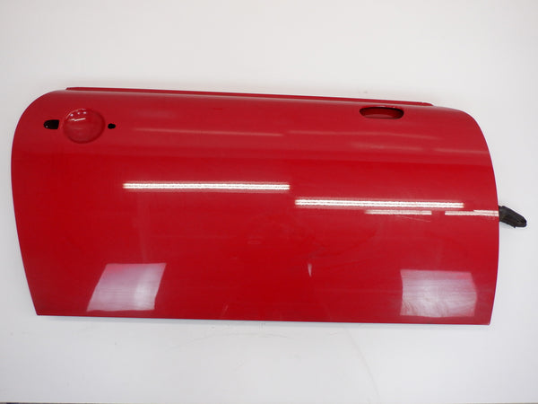Mini Cooper Right Front Door Shell Chili Red 41517202912 02-08 R50 R52 R53 203