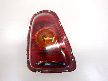 Mini Cooper Left Rear Tail Light Amber Lens 63212751307 07-10 R56 R57 224