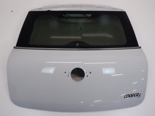 Mini Cooper Rear Hatch White 41009811574 2011-2016 R60 226