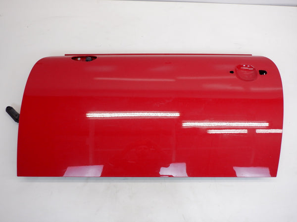 Mini Cooper Left Front Door Shell Chili Red 41002755935 07-15 R5x 199