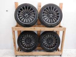 "Mini Cooper 17"" Black Multi Spoke Wheels R108 36116791464 2002-2015 R5x"