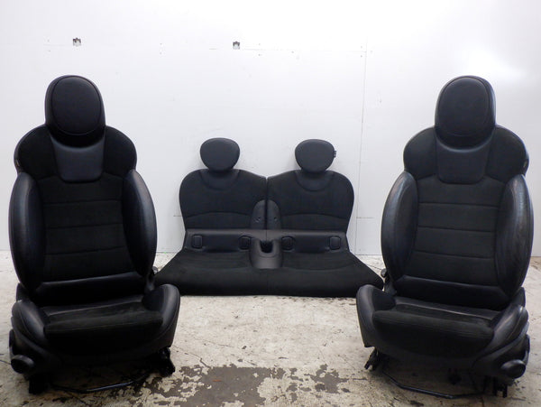 Mini Cooper Recaro Seats Black, Heated 2007-2013 R56