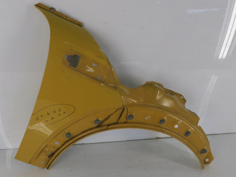 Mini Cooper Right Front Fender Mellow Yellow 41352754726 07-15 R55 R56 R57 R58 R59 84