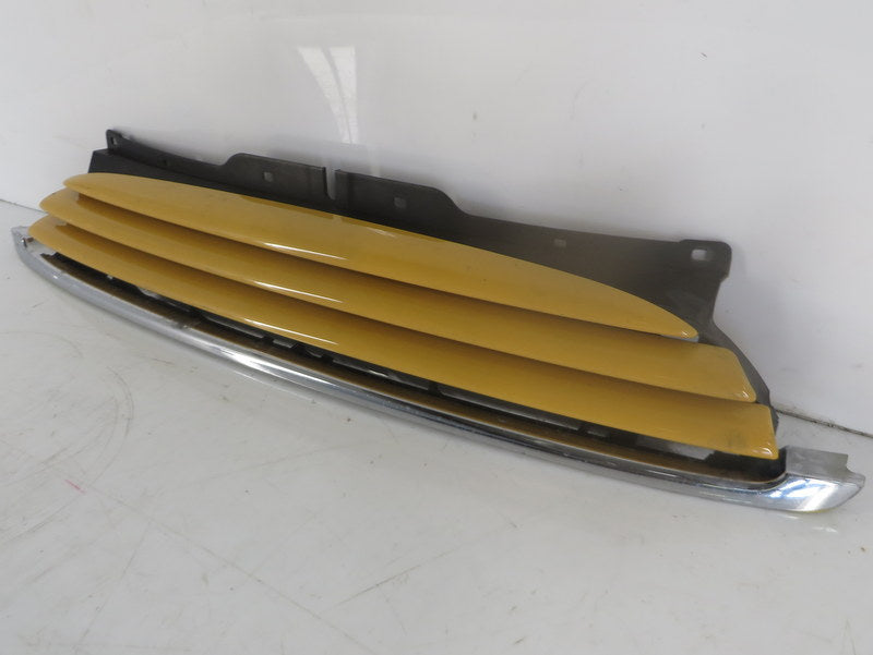 51117046363 07-11 Mini Cooper Base Aero Package Front Hood Grille Yellow S7ARA 84