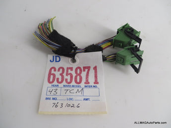 24607631026 11-16 Mini Cooper Automatic Transmission EGS Control Unit Wire R5x R6x