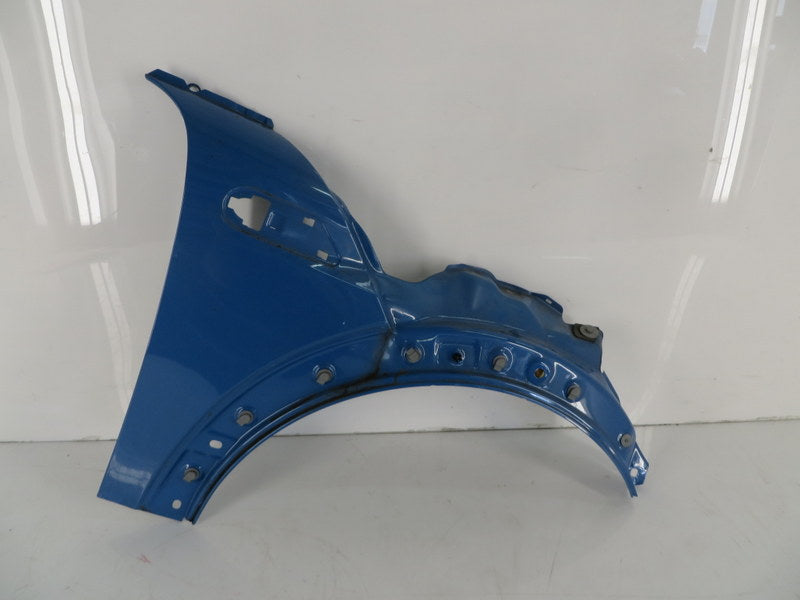41352754726 07-15 Mini Cooper Right Front Fender Kite Blue R55 R56 R57 R58 R59 85