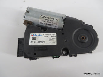 Mini Cooper OEM Sunroof Motor Sliding Roof Module 67616928756 02-06 R50 R53