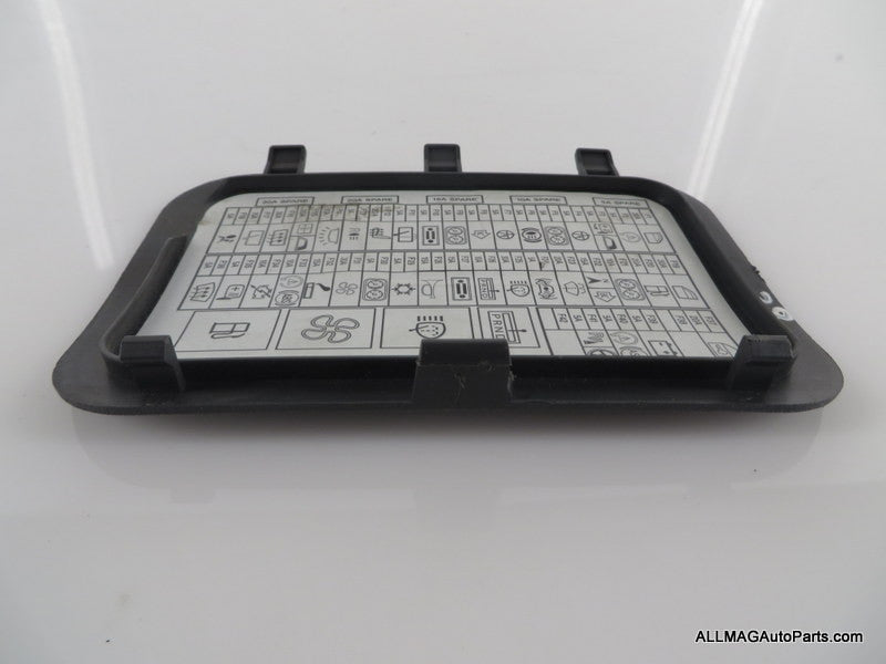 51437051767 02-08 Mini Cooper Fuse Box Cover Trim Panel R50 R52 R53