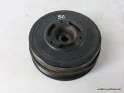 Mini Cooper S Crankshaft Pulley Vibration Damper OEM 11237525135 02-08 R52 R53