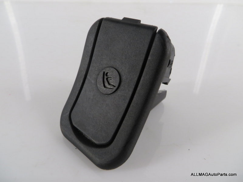 2002-2008 Mini Cooper Left Rear Seat Restraint Isofix Cover 52207043173