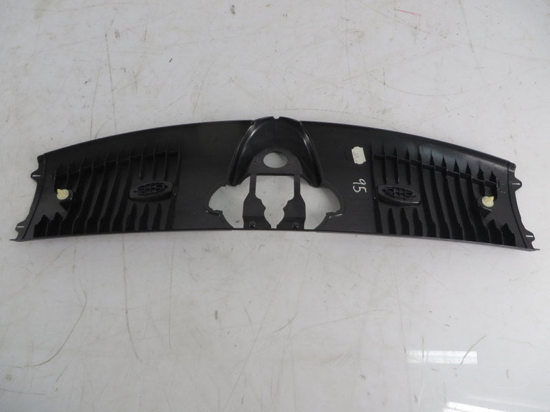 51449132383 09-15 Mini Cooper Cabrio Upper Windshield Cover Panel R57 95