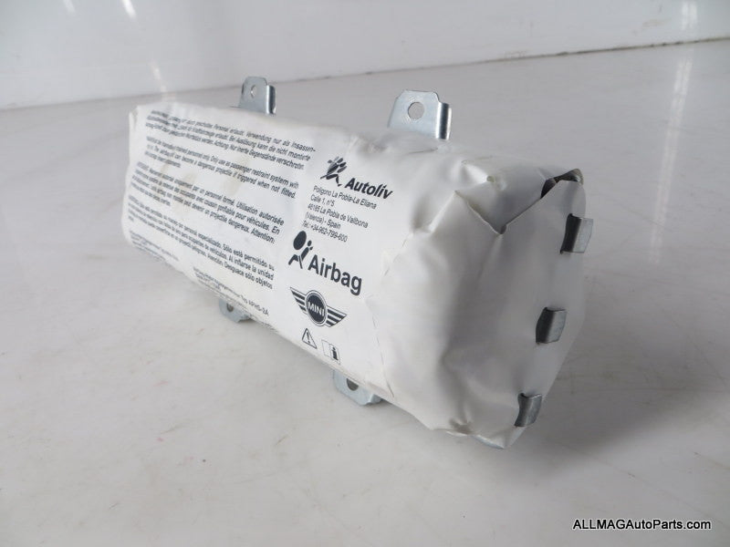 51459185462 07-15 Mini Cooper Passenger Side Dash Air Bag Module R55 R56 R57