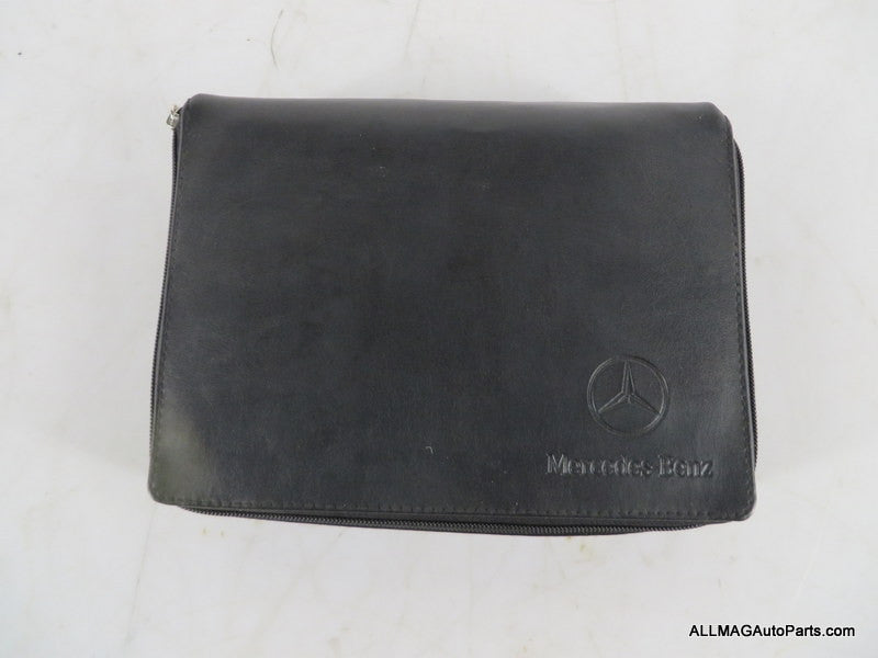 2007 Mercedes Benz C-Class Owner's Manual/Technical Literature & Case 2035843471