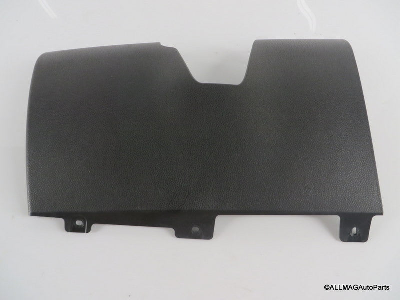 2007-2008 Mini Cooper Left Lower Dash Trim Panel Black 51162757647 R55 R56