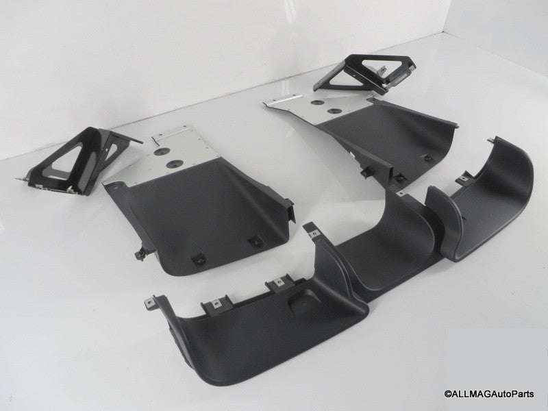 Mini Cooper JCW GP2 Rear Diffuser Kit 51747330558 NEW OEM 07-13 R56
