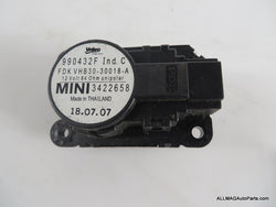 Mini Cooper AC Air Distribution Actuator 64113422658 07-16 R55 R56 R57 R58 R59 R60