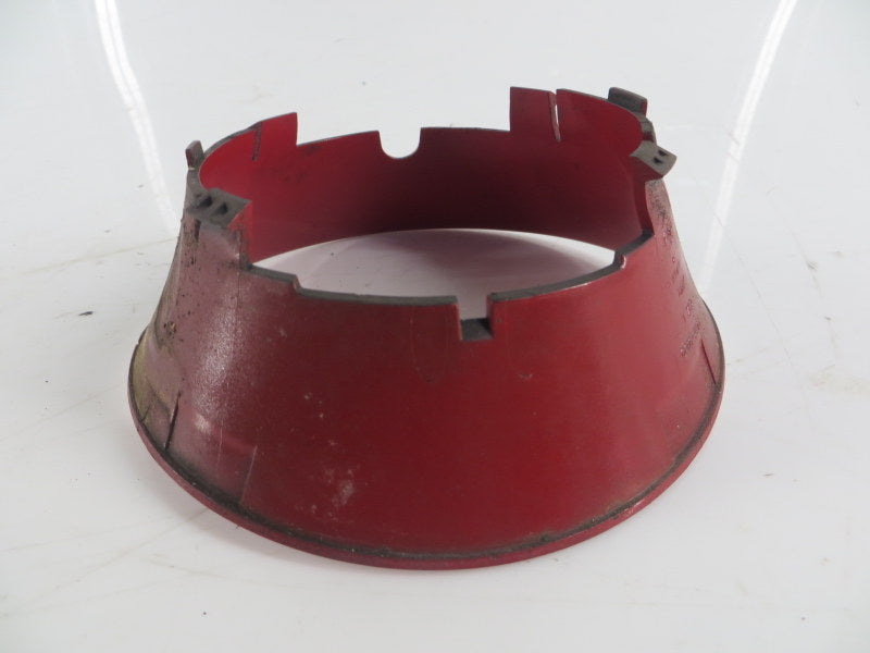 Mini Cooper Fuel Door Lid Housing Trim Red 51177076054 02-06 R50 R53 77