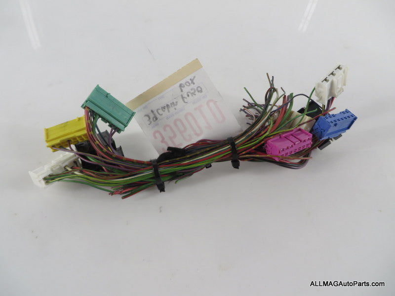 2002-2005 Mini Cooper Interior Fuse Box Wire Plug 61136906600 R50 R52 R53
