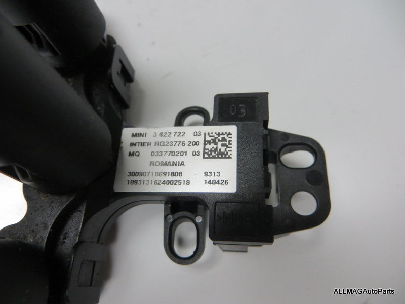 61303422722 07-10 Mini Cooper DSC + Sport Switch Assembly Stability Control R55 R56 R57