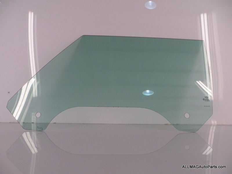 Mini Cooper Left Front Door Glass Green 51337130909 02-08 R50 R52 R53