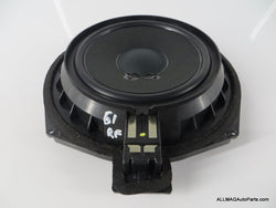 65139275996 14-19 Mini Cooper Right Subwoofer Central Bass Speaker F5x