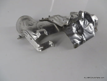 2014-2017 Mini Cooper Lower Turbocharger Heat Shield 61 11657618370 F5X
