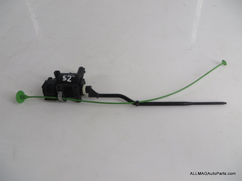 67116985880 07-15 BMW Mini Cooper Fuel Filler Flap Actuator R56 R57 R58 R59 E9x