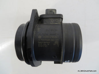 13627597085 11-15 Mini Cooper Mass Air Flow Sensor OEM Bosch R5x