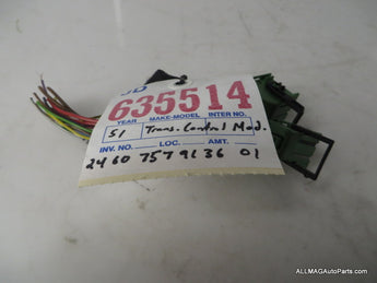 24607600562 07-15 Mini Cooper Automatic Transmission Module Wire R5x