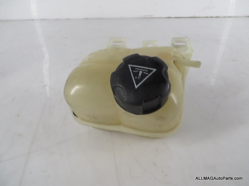 17137823626 07-16 Mini Cooper Coolant Expansion Tank Reservoir and Cap R5x R6x