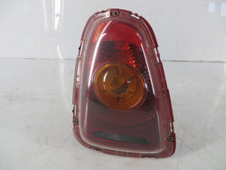 63212757009 07-10 Mini Cooper Pre-LCI Left Rear Tail Light Amber Lens R56 R57 102