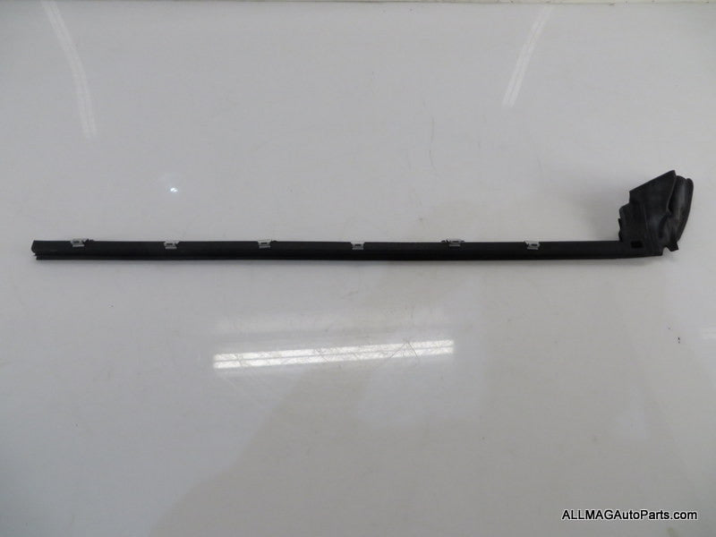 2014-2016 Mini Cooper Left Front Door Inside Channel Seal Moulding 40 51337299993 F56