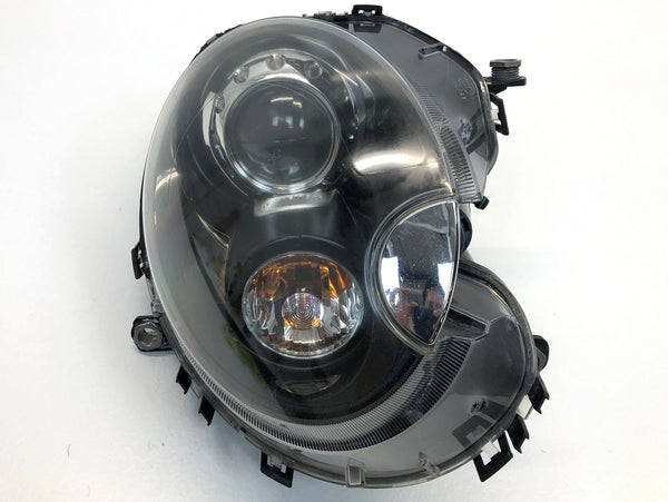 Mini Cooper Right Headlight Black Xenon OEM 63127270028 07-15 R5x 209