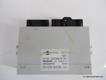 Mini Cooper Convertible Top Module ECU 61313454818 09-15 R57