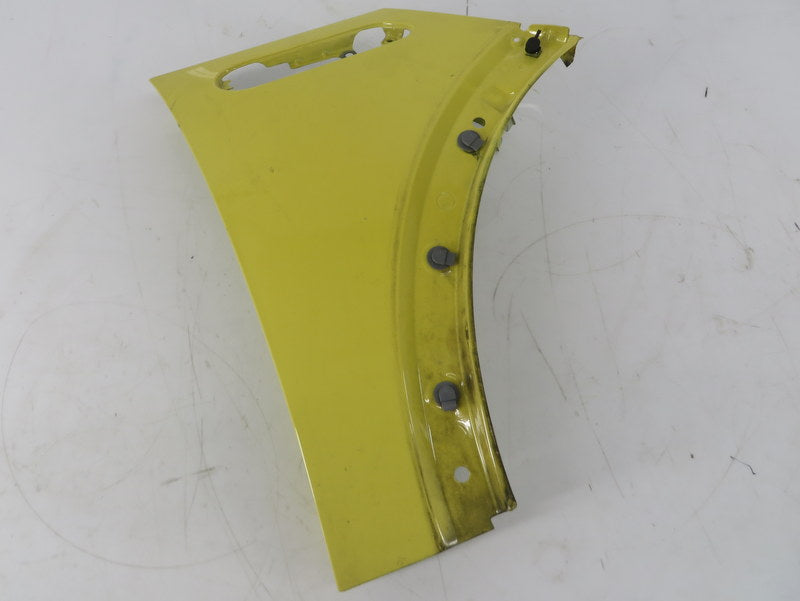 Mini Cooper Right Fender Liquid Yellow 41217037438 02-08 R50 R52 R53 73