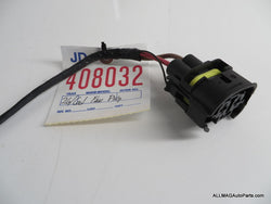 2014-2016 Mini Cooper S Electric Cooling Fan Wire Harness 26 F56