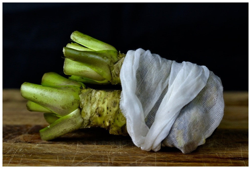 Pure Wasabi Root