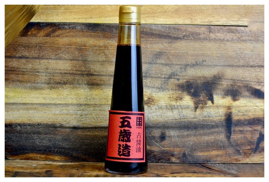 5 Year Aged Soy Sauce