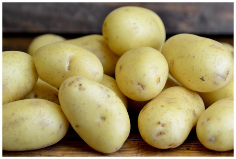 English New Potatoes (Jazzy)