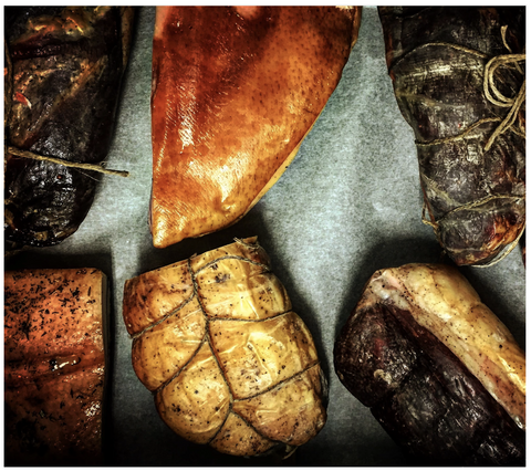 Whole Cuts by Tempus Charcuterie