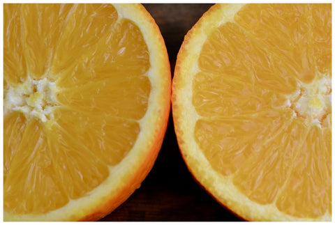 Organic Juicing Oranges