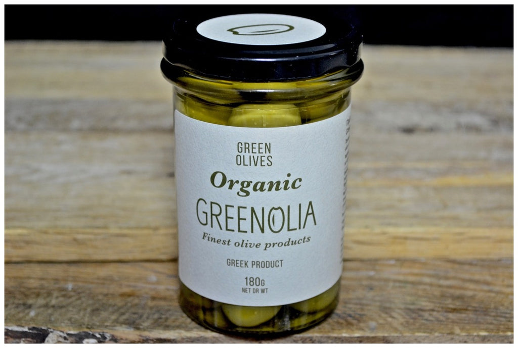 Greenolia Olives
