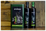 andreas by Campo Lisio Extra Virgin Olive Oil 2020 Harvest