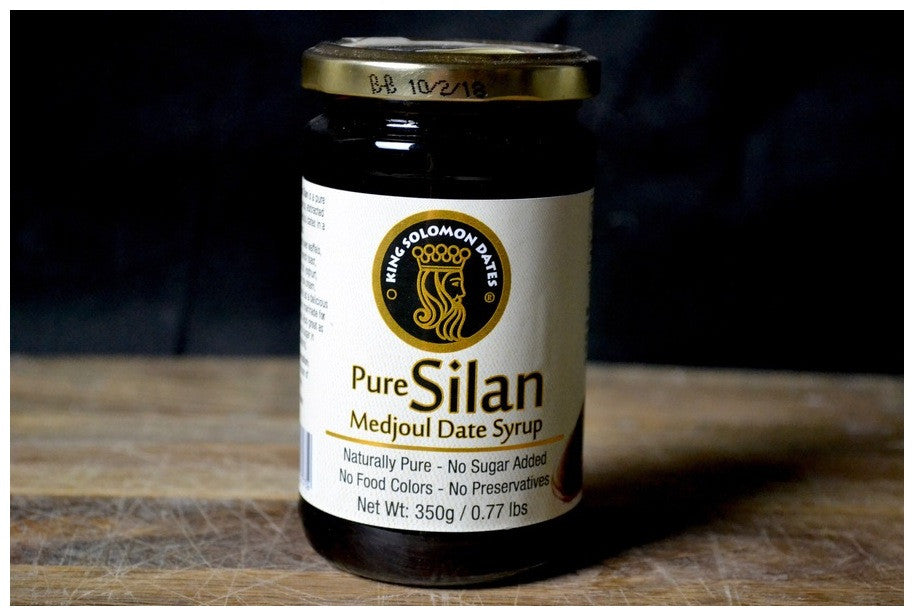 King Soloman Pure Silan Date Syrup
