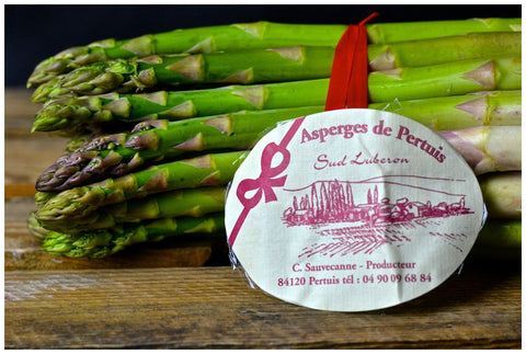 The Green Asparagus of Pertuis