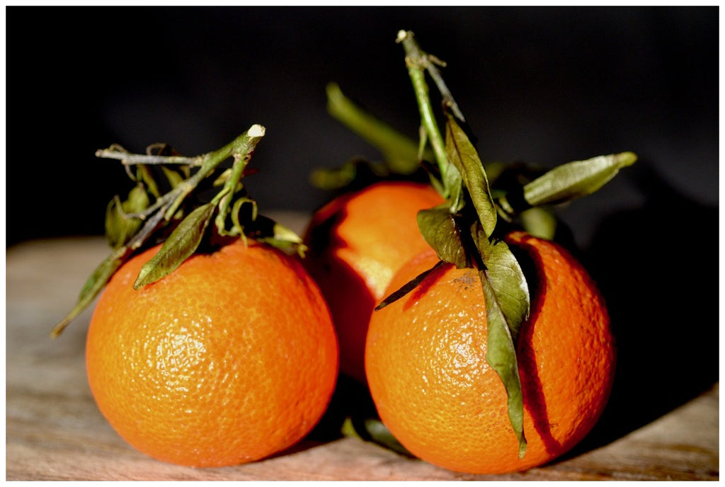 Super Sweet Italian Leafy Clementine's