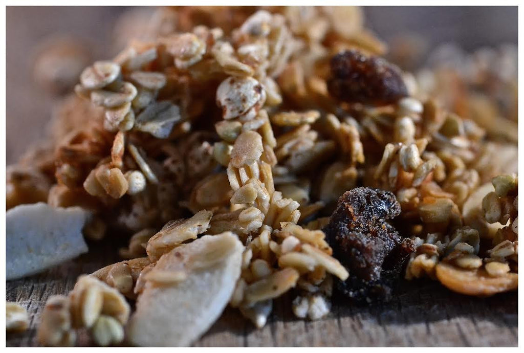 Husk and Honey Granola