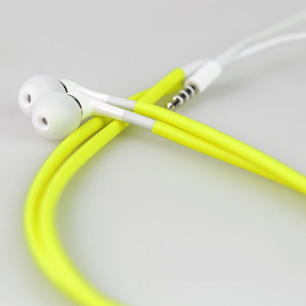 Solid Color - Neon Yellow