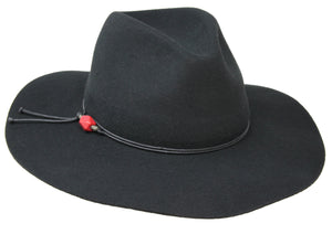 Austin Felt Hat - Rope Trim
